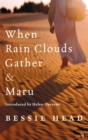 When Rain Clouds Gather And Maru - Book