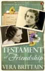 Testament of Friendship : The Story of Winifred Holtby - Book