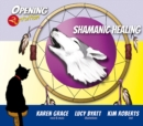 Shamanic Healing CD - Book