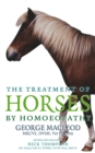The Treatment Of Horses By Homoeopathy - Book