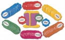 Jolly Phonics Tricky Word Wall Flowers : in Print Letters - Book