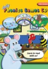 Jolly Phonics Games CD (site licence) - Book