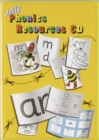 Jolly Phonics Resources CD : Print/Precursive choice - Book