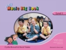 Jolly Music Big Book - Level 1 - Book