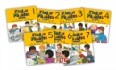 Finger Phonics, books 1-7 - Book