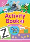 Jolly Phonics Activity Book 5 : In Precursive Letters (British English edition) - Book