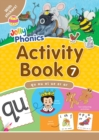 Jolly Phonics Activity Book 7 : In Precursive Letters (British English edition) - Book