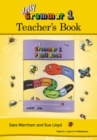 Grammar 1 Teacher's Book : In Precursive Letters (British English edition) - Book