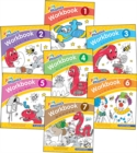 Jolly Phonics Workbooks 1-7 - Book