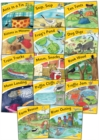 Jolly Phonic Little Word Books - Book