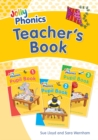 Jolly Phonics Teacher's Book : in Precursive Letters (British English edition) - Book