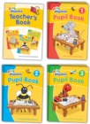 Jolly Phonics Class Set : in Precursive Letters (British English edition) - Book