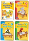 Jolly Phonics Class Set : in Print Letters (British English edition) - Book
