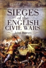 Sieges of the English Civil War - Book