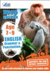 English - Grammar & Punctuation Age 7-9 - Book