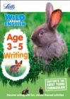 English - Writing Age 3-5 - Book