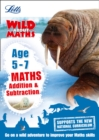 Maths - Addition and Subtraction Age 5-7 - Book