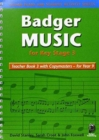 Badger Music for Key Stage 3: Teacher Book for Year 9 - Book