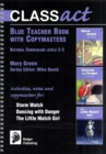 Class Act Blue Teacher Book with Copymasters - Book