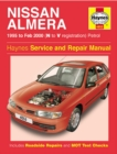 Nissan Almera Petrol (95 - Feb 00) N To V - Book