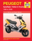 Peugeot Speedfight, Trekker & Vivacity Scooters ('96 - '08) - Book