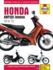 Honda Anf125 Innova Scooter (03 - 12) - Book