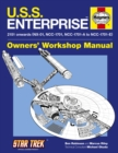 U.S.S. Enterprise Manual : 2151 onwards (NX-01, NCC-1701, NCC-1701-A to NCC-1701-E) - Book
