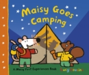 Maisy Goes Camping - Book