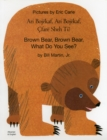 Brown Bear, Brown Bear, What Do You See? In Albanian and English - Book