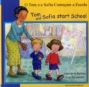 Tom and Sofia Start School in Portuguese and English - Book