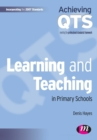 Learning and Teaching in Primary Schools - Book
