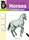 How to Draw: Horses - Book