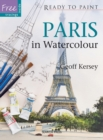 Ready to Paint: Paris in Watercolour - Book