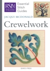RSN Essential Stitch Guides: Crewelwork - Book