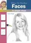 How to Draw: Faces - Book
