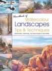 Handbook of Watercolour Landscapes Tips & Techniques - Book