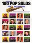100 More Pop Solos for Saxophone - Book
