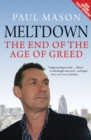 Meltdown : The End of the Age of Greed - Book