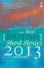 The Best British Short Stories 2013 - eBook