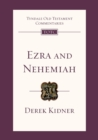 Ezra and Nehemiah : An Introduction and Commentary - Book