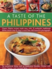 Taste of the Phillipines - Book