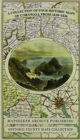 Collection of Four Historic Maps of Cornwall from 1610-1836 - Book