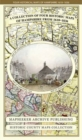 Collection of Four Historic Maps of Hampshire from 1610-1836 - Book