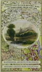 Collection of Four Historic Maps of Derbyshire from 1610-1836 - Book