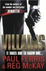 Villains : It Takes One to Know One - eBook