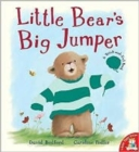 Little Bear's Big Jumper - Book