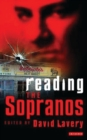 "Reading the ""Sopranos"" - Book"