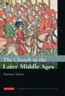 The Church in the Later Middle Ages - Book