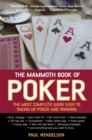 The Mammoth Book of Poker - Book