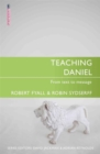 Teaching Daniel : From Text to Message - Book